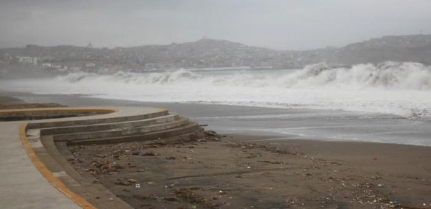 Suspenden búsqueda de desaparecidos en mar de Huacho
