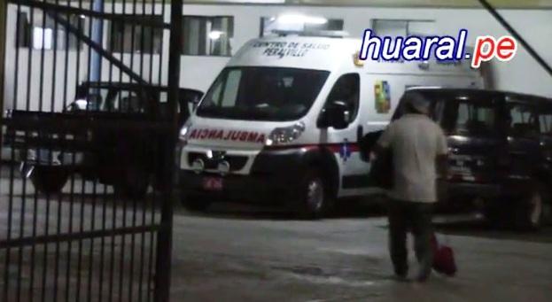 TRISTE-REALIDAD-Hospital-de-Huaral-solo-cuenta-con-una-ambulancia