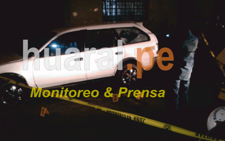 (VIDEO) Infernal balacera en Huaral