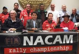 Tercera fecha del Campeonato FIA Nacam Rally