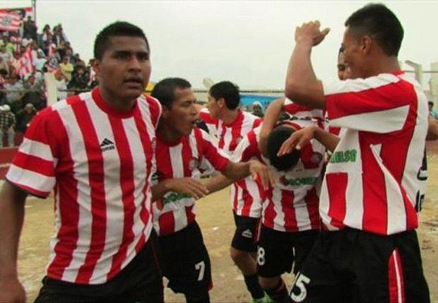 UNION HUARAL FINAL COPA PERU