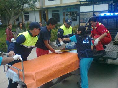Víctimas de peperas en Huaral sigue en aumento