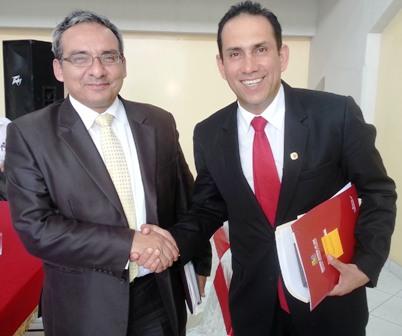 Víctor Bazán evalúa  postulación a la alcaldía de Huaral