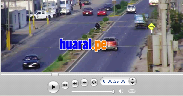 Video cámaras captan huida de sicarios tras cometer crimen en Huaral