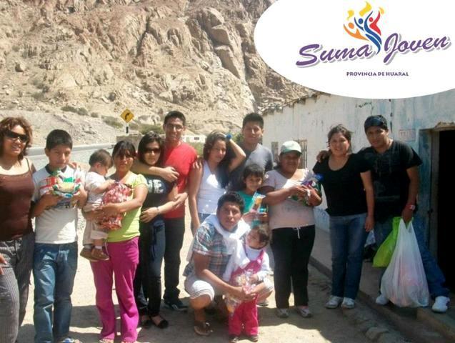 "Nace movimiento juvenil ""Suma joven"" en Huaral"