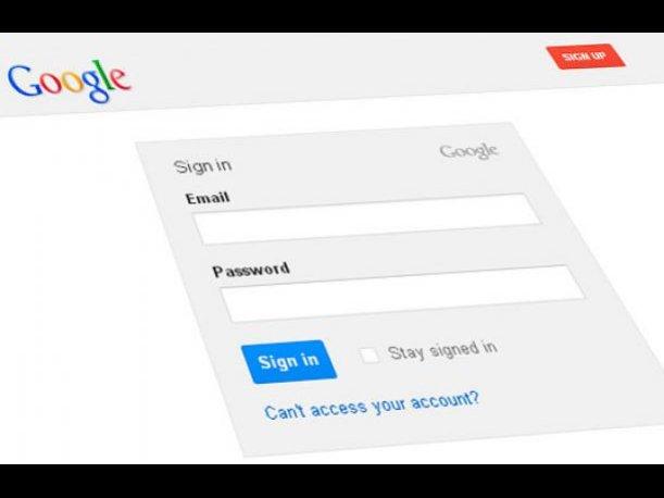 sustituiran contraseña de google
